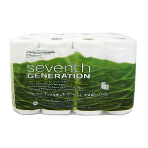 White Paper Towels, 2 ply- Code#: HH3414