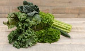 Organic All Greens Farm Box- Code#: KIT008