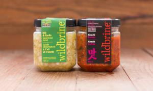 WildBrine Fermented Foods Sampler Kit- Code#: KIT1973