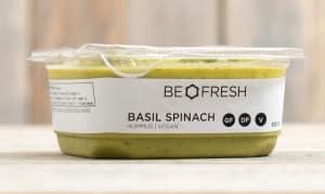 Spinach & Basil Be Fresh Signature House-made Hummus- Code#: LL211