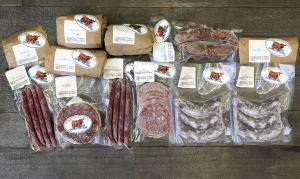 Island Grassfed Beef BIG PACK (Frozen)- Code#: MP0043