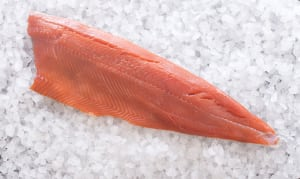 OceanWise & Wild Sockeye Salmon - Whole Side (Frozen)- Code#: MP146