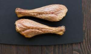 Smoked Turkey Leg & Wing (Frozen)- Code#: MP0328