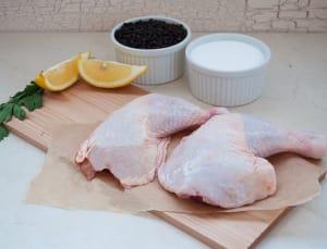 Organic Chicken Leg, Drum & Thigh 2 Pack (Frozen)- Code#: MP0334