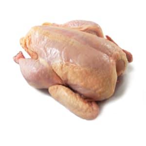 Natural, Free Range Whole Chicken (Frozen)- Code#: MP080