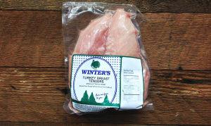 Turkey Breast Tender (Frozen)- Code#: MP3043