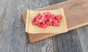Ahi Yellowfin Marinated Poke Cubes (Frozen)- Code#: MP8162