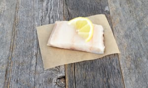 Ling Cod Portions Skin On (Frozen)- Code#: MP3149