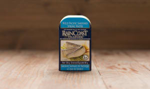 Sardines in Spring Water- Code#: MP664