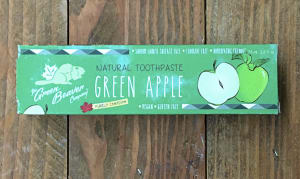 Green Apple Natural Toothpaste- Code#: PC0041
