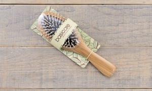 Bamboo Scalp Massage Hair Brush- Code#: PC0482