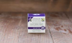 Resveratrol Q10 Night Repair Cream- Code#: PC1102
