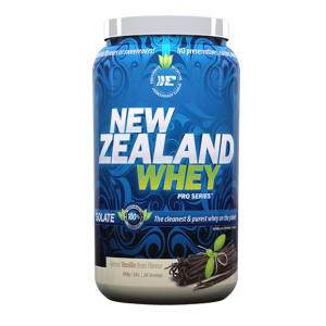 Whey Isolate - Vanilla- Code#: PC1130