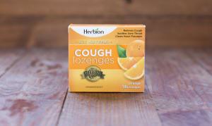 Orange Cough Lozenges 18pc- Code#: PC1202