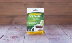 Cold & Flu Remedy- Code#: PC1203