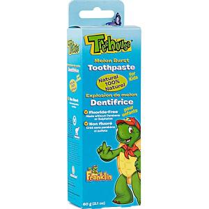 Melon Burst Flouride Free Toothpaste- Code#: PC1275