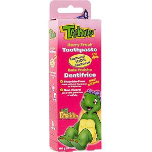 Berry Fresh Flouride Free Toothpaste- Code#: PC1276