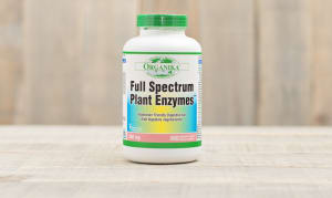 Full Spectrum Plant Enzymes - 500mg- Code#: PC1870
