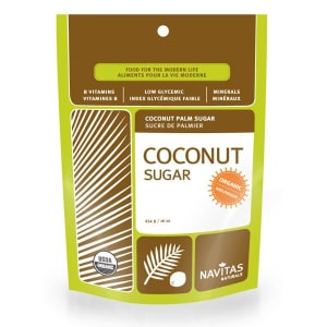 Organic Coconut Palm Sugar- Code#: PC3007