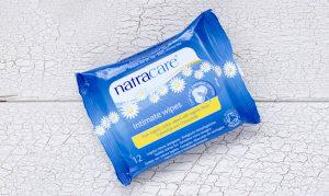 Organic Cotton Feminine Wipes- Code#: PC422