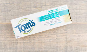 Clean & Fresh Fennel Toothpaste- Code#: PC591