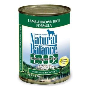 Limited Ingredient Diet - Lamb & Brown Rice Dog Formula- Code#: PD036