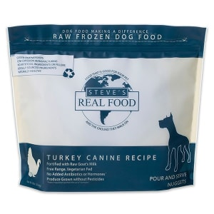 Free Range Raw Turkey Nuggets for Dogs (Frozen)- Code#: PD112