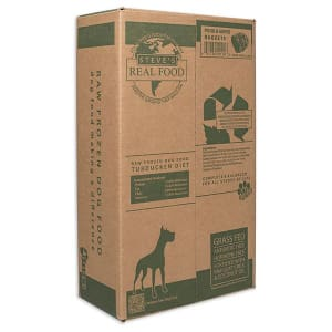 Free Range Raw Turducken Patties for Dogs & Cats (Frozen)- Code#: PD123