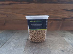 Organic Garbanzo Beans- Code#: PL004