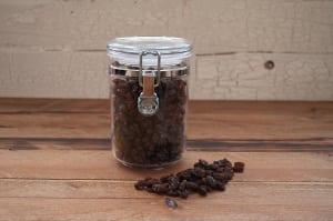 Organic Thompson Raisins- Code#: PL009