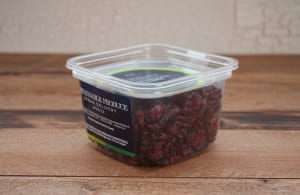 Organic Dried Sweetened Cranberries- Code#: PL011