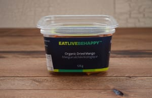Organic Dried Mango- Code#: PL013