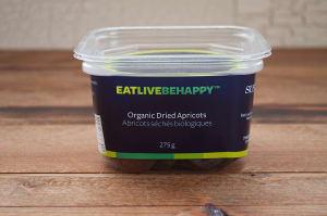 Organic Apricots- Code#: PL014