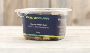 Organic Brazil Nuts- Code#: PL052