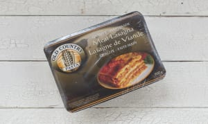 Natural Beef Lasagna (Frozen)- Code#: PM157