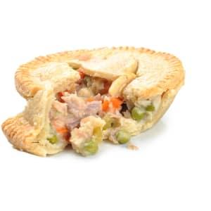 Chicken Pot Pie - 4  (Frozen)- Code#: PM206