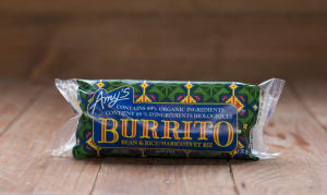 Bean & Rice Burrito (Frozen)- Code#: PM217