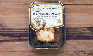 Veggie Lasagna - Heat & Serve- Code#: PM257