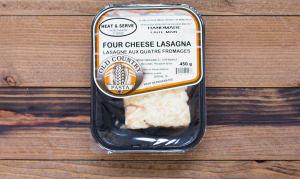 Four Cheese Lasagna - Heat &Serve- Code#: PM259