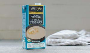 Organic Creamy Potato and Leek Soup- Code#: PM459