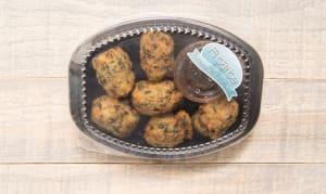 Spinach Pakoras w/Chutney (Frozen)- Code#: PM751