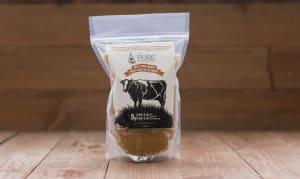 Organic Grass Fed Beef Bone Broth (Frozen)- Code#: PM770