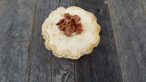 Organic Beef and Bacon  pie 5  (Frozen)- Code#: PM8053