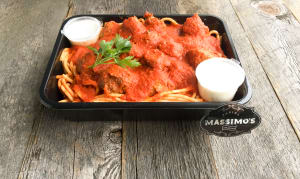 Spaghetti and Meatballs - Family- Code#: PM8101