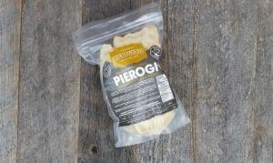 Organic Coconut Bac'n + Potato Pierogies (Frozen)- Code#: PM8108