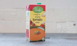 Organic Creamy Tomato Soup- Code#: PM944