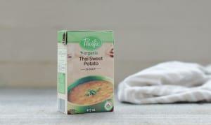Thai Sweet Potato Soup- Code#: PM948