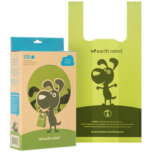 Poop Bags with Handles - Unscented- Code#: PS033