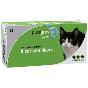 Litter Pan Liners - 35x18 - Code#: PS530