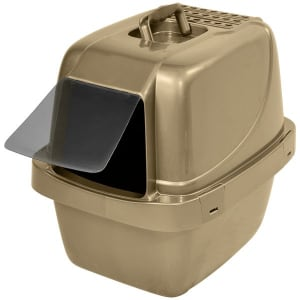 Enclosed Sifting Litter Pan - 19x15x10 - Code#: PS542